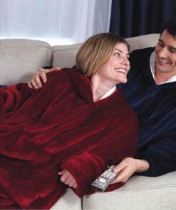 Blanket Sweatshirt, Blanket Sweatshirt for Adults and Children