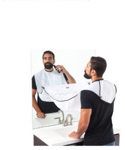 shaving apron, Shaving Apron