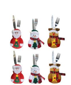Christmas Tableware Holder