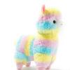 Rainbow Alpaca Stuffed Toy