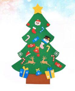 Felt Christmas Tree, Felt Christmas Tree