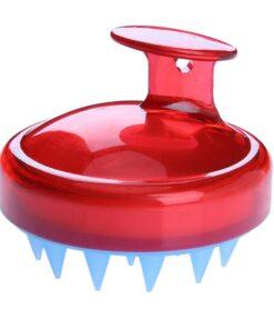 Silicone Head Body Shampoo Brush, Silicone Head Body Shampoo Brush
