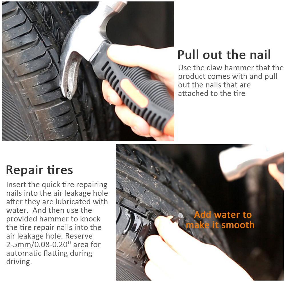 Tyre Emergency Repair Nail Tyre Emergency Repair Nail