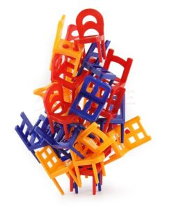 Balance Chair Puzzle, Balance Chair Puzzle Board Game