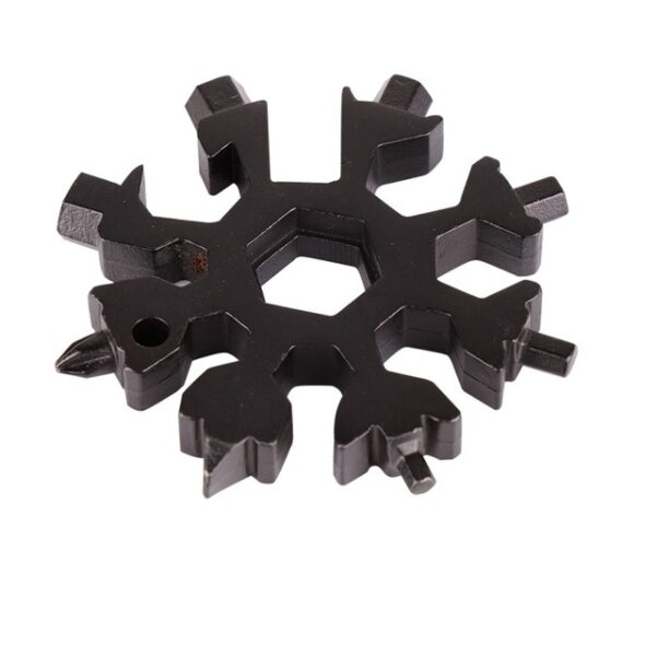 18 in 1 multi tool card combination Compact and portable outdoor products Snowflake tool card 3.jpg 640x640 3
