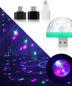 USB Mini Mushroom Light, USB Mini Mushroom Light