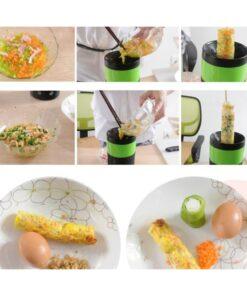 Eggs Roll Machine, Eggs Roll Machine