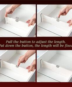 Adjustable Drawer Divider, Adjustable Drawer Divider