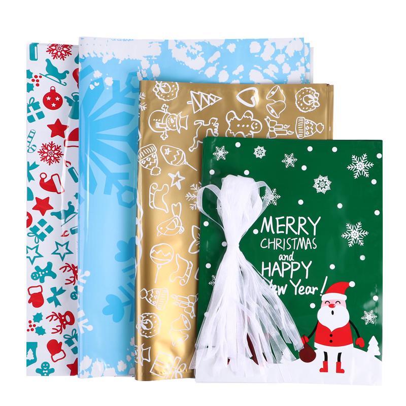 Christmas Bags.Drawstring Christmas Gift Bags Drawstring Christmas Gift Bags