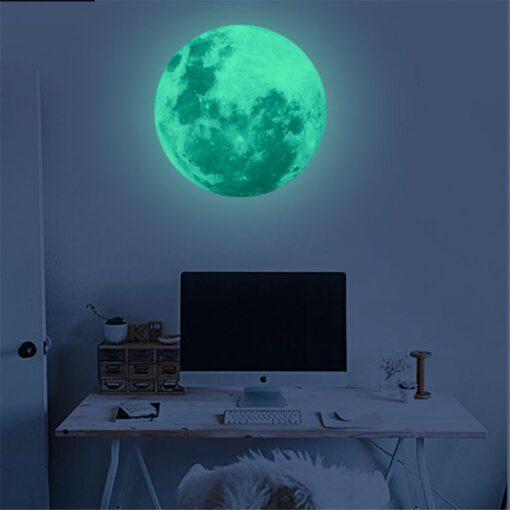 3D Glow Wall Stickers, 3D Glow Wall Stickers