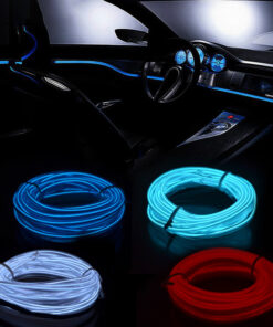 El Wire Car Lights, El Wire Car Lights