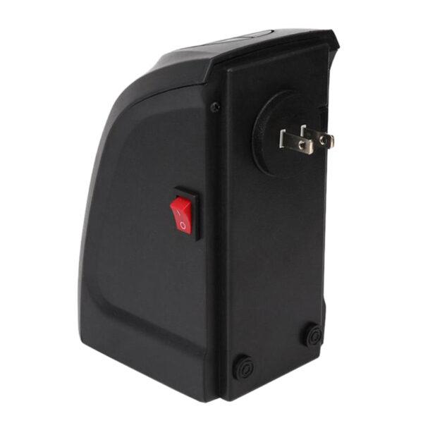 400W Mini Fan Heater Desktop Electric Heater Household Wall Handy Heater Stove Radiator Warmer Machine for 2
