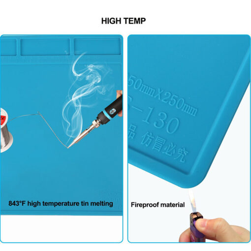 Magnetic Heat Insulation Silicone Mat, Magnetic Heat Insulation Silicone Mat