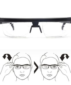 Adjustable Prescription Glasses, Adjustable Prescription Glasses