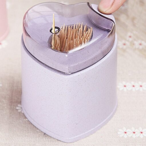 Automatic Toothpick Holder, Automatic Toothpick Holder Container