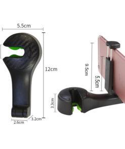 Car Headrest Phone Holder, Car Headrest Phone Holder