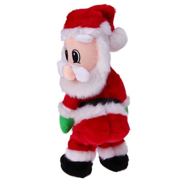 Christmas Electric Twerk Santa Claus Toy Music Dancing Doll Xmas navidad Christmas Gifts Toys Christmas Decorations 5