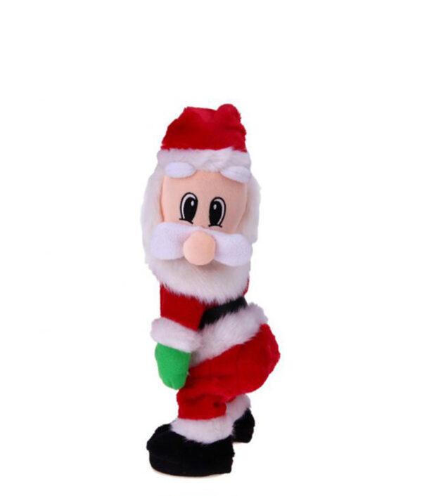 Christmas Electric Twerk Santa Claus Toy Music Dancing Doll Xmas navidad Christmas Gifts Toys Christmas Decorations 510x510 1