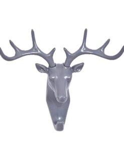 Deer Head Key Holder, Deer Head Key Holder