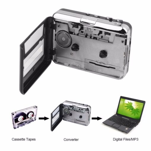 USB Audio Cassette MP3 Converter, USB Audio Cassette MP3 Converter