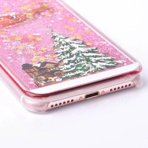Gold snowflake case, Gold snowflake case