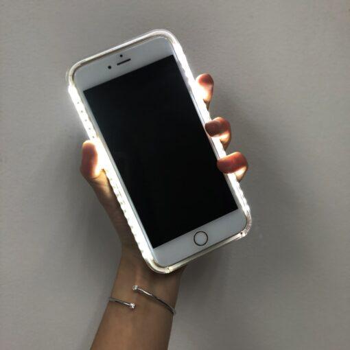 Light Glowing iPhone Case, Light Glowing iPhone Case