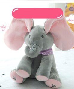Peekaboo Elephant, Peekaboo Elephant