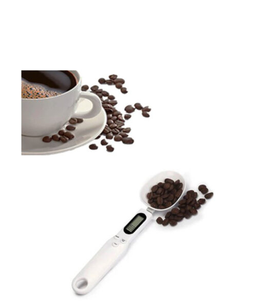Electronic Measuring Spoon, Electronic Measuring Spoon