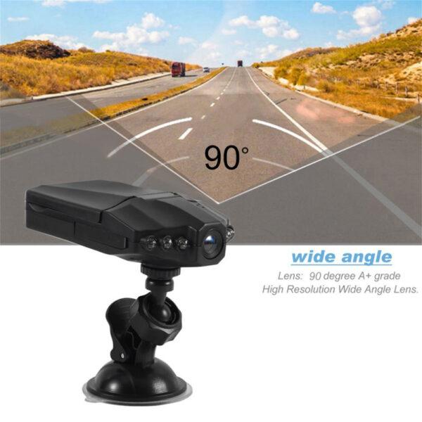 Professional Universal 2 5 Inch Full HD 1080P Car DVR Vehicle Camera Video Recorder Dash Camera