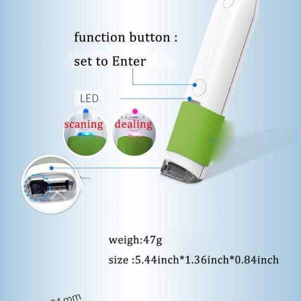 Scan Marker Pen Intelligent Automatic Scanning Pen Scan Marker Text Recognition Pen Scanner 5