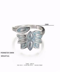 Glowstone ring, Titanium Glowstone Ring