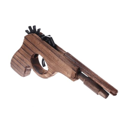 Rubber Band Launcher Wood Gun, Rubber Band Launcher Wood Gun