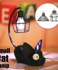 Black Cat Lamp, Black Cat Lamp