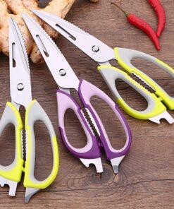 Scissors, 8 In 1 Scissors