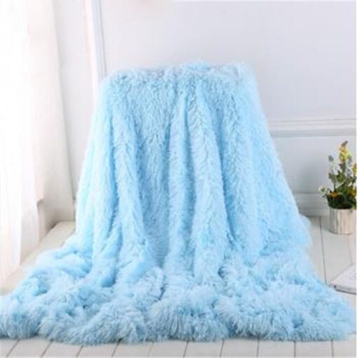 Faux Fur Bedelu M, Saitin Faux Fur Na Bed Salon M, Saiti