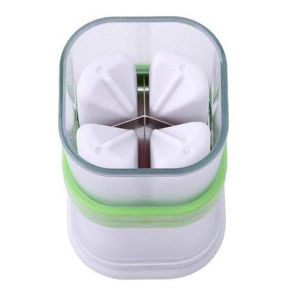 The Quarter Cutter Quarter International Small Veggie Cutter Drop