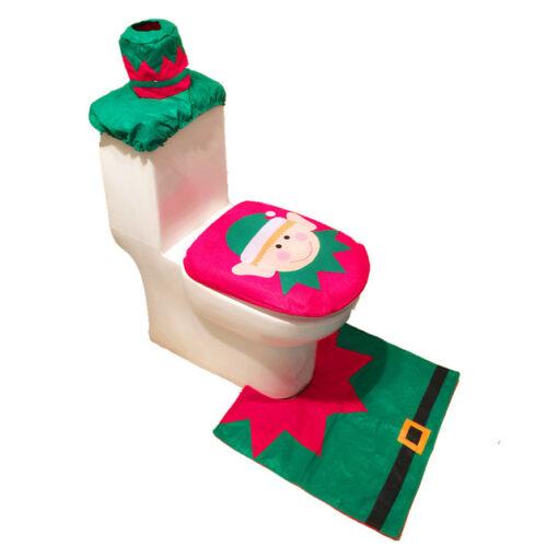 Festive Toilet Set, Festive Toilet Set