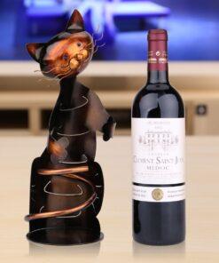 Cat Wine Holder, Cat Wine Holder
