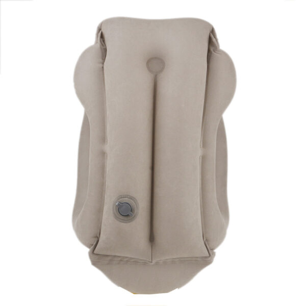 Travel pillow Inflatable pillows air soft cushion trip portable innovative products body back support Foldable blow 2