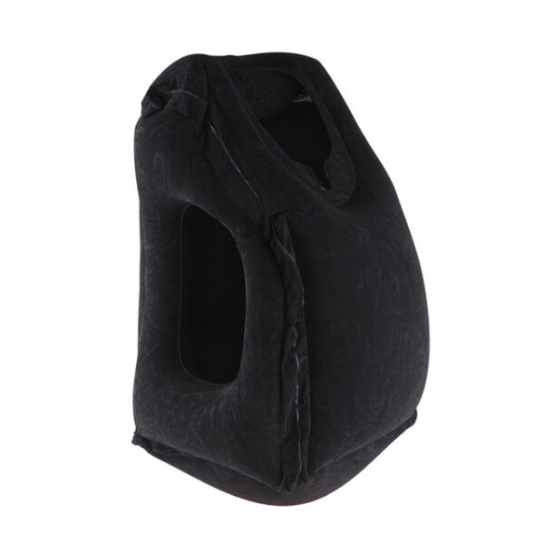 Travel pillow Inflatable pillows air soft cushion trip portable innovative products body back support Foldable