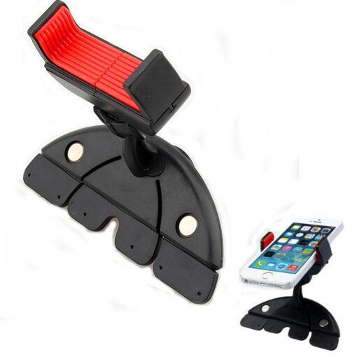 CD Slot Phone Holder, CD Slot Phone Holder