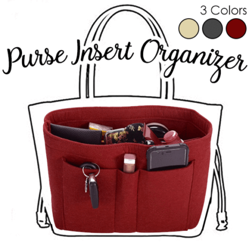 Purse Insert Organizer, Purse Insert Organizer