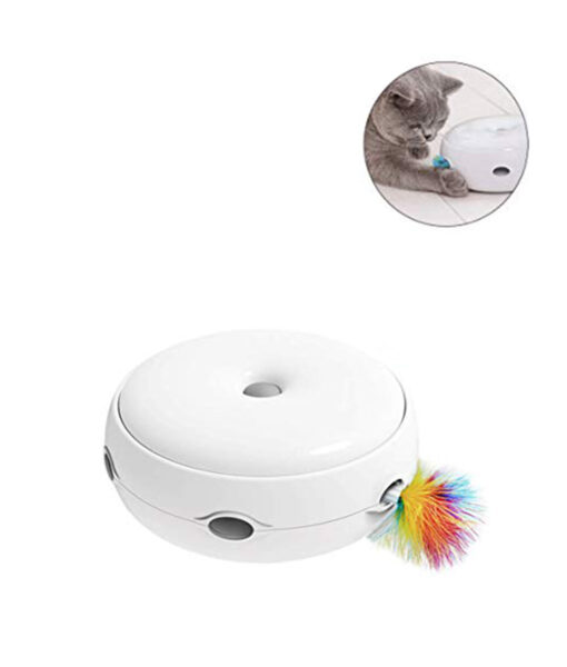 Interactive Cat Toy, Interactive Cat Toy