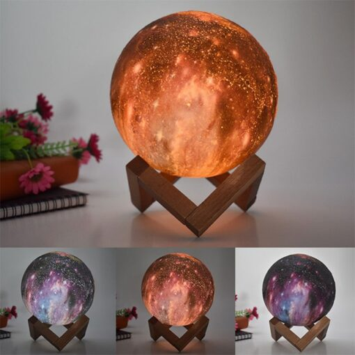 Galactic Moon Lamp, Galactic Moon Lamp