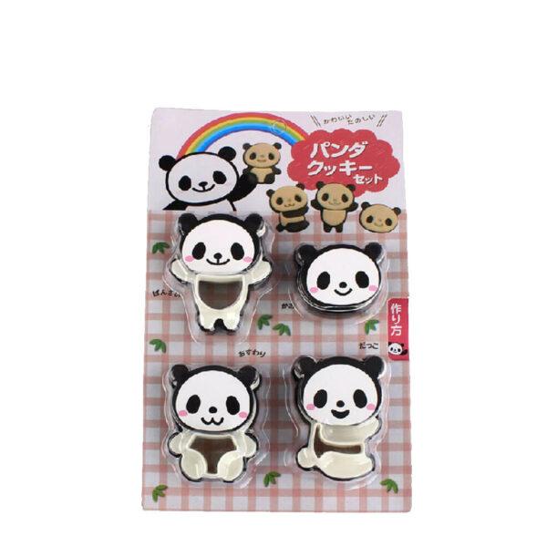 panda cookie