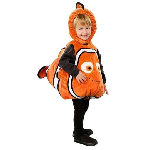 Clownfish Costume For Baby, Clownfish Costume For Baby