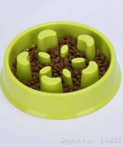 E Buy Online Interactive Flower Pet Fun Feeder Dog Cat Food Slow Bowl Puppy Anti Choke.jpg 640x640