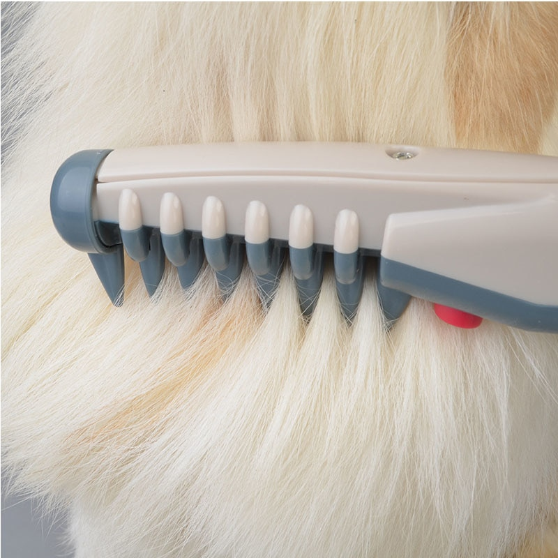 Detangling Comb for Dogs and Cats Groomer Hair Cuts