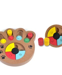 Interactive Doggy Puzzle