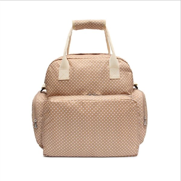 Large Diaper Bag Multi Function Nappy Bag with Nappy Changing Pad for Baby Waterproof Durable Stylish 3.jpg 640x640 3